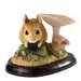 Enesco BFA Studio Field Mouse with Berry Figurine
