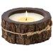 Enesco Himalayan Grapefruit Pine Tree Jar Candle