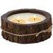 Enesco Himalayan Mountain Forest Tree Jar Candle