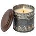 Enesco Himalayan Stormy Night Ancient Philosophy Jar Candle