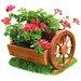 Habau Rechteckiges Blumenkasten