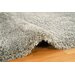 Floor Couture Revival Hand-Tufted Quarry Grey Area Rug