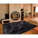 Floor Couture Revival Hand-Tufted Anthracite Area Rug