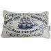Cream Cornwall Kiln Quay Scatter Cushion