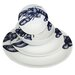 Cream Cornwall Maritime Lobster Cereal Bowl