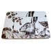 Cream Cornwall Hare Placemat