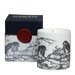 Cream Cornwall Game and Garden Heligan Votive Candle