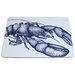 Cream Cornwall Lobster Placemat