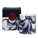 Cream Cornwall Maritime Storm Brewing Votive Candle