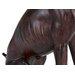 Massivum 77 cm Tischleuchte Greyhound