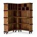 Massivum 170 cm Bücherregal Yunan