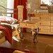 Massivum Nachttisch Byzanz mit Schublade