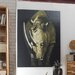 Massivum Leinwandbild Nashorn