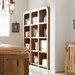 Massivum 175 cm Bücherregal Cabera