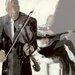 """DEInternationalGraphics """"Le violon"""" von Bernard Ott, Kunstdruck"""
