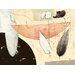 """DEInternationalGraphics """"Multiple Schwebung X"""" von Ronald Pohl, Kunstdruck"""