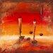 """DEInternationalGraphics """"Au coucher"""" von Marso, Kunstdruck"""