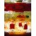 """DEInternationalGraphics """"Color of Dreams II"""" von JADA, Kunstdruck"""