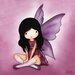 """DEInternationalGraphics """"I`ll be Your Guardian Angel II"""", Kunstdruck von Jolinne"""