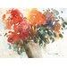 """DEInternationalGraphics """"Blütenpracht"""" von ROMO- Rolf Morschhäuser, Kunstdruck"""