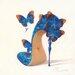 """DEInternationalGraphics """"Sketches of Love I"""" von Inna Panasenko, Kunstdruck"""