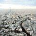 """DEInternationalGraphics """"White Paris"""" von Anne Valverde, Photodruck"""