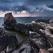 """DEInternationalGraphics Acrylglasbild """"Approaching Storm"""" von Hans Strand, Fotodruck"""