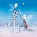 """DEInternationalGraphics """"The Proposal"""" von Lorrie McFaul, Kunstdruck"""