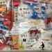 """DEInternationalGraphics Acrylglasbild """"Promenade urbaine"""" von Maïlo / Marie-Laure Vareilles, Grafikdruck"""