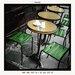 """DEInternationalGraphics """"Café Crème"""" von Anne Valverde, Fotodruck"""