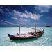 """DEInternationalGraphics """"Maldives II""""  von Nicolas Bialylew, Fotodruck"""