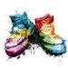 """DEInternationalGraphics """"My Shoes"""" von Patrice Murciano, Kunstdruck"""