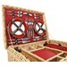 Greenfield Blenheim Willow Picnic Hamper for Four People