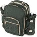 Greenfield Luxury Picnic Backpack Hamper for Four People