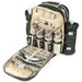Greenfield Super Deluxe Picnic Backpack Hamper for Four People
