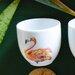 Catchii Birds of Paradise Flamingo Coffee Cup