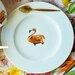 Catchii Birds of Paradise 21 cm Flamingo Plate