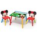 DeltaChildrenUK Mickey Children 3 Piece Square Table and Chair Set