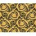 Versace Home 3D Geprägte Tapete Barocco Flowers 1005 cm H x 70 cm B