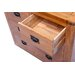 Hallowood Furniture London 4 Drawer Chest of Drawers