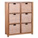 Hallowood Furniture New Waverly 90.5 x 113.5cm Free Standing Cabinet