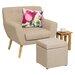 Hallowood Furniture Armchair