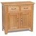 Hallowood Furniture Camberley 2 Door 2 Drawer Sideboard