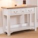 Hallowood Furniture Devon Console Table