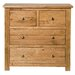 Hallowood Furniture New Waverly 4 Drawer Chest of Drawers