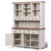 Hallowood Furniture Ascot China Cabinet