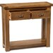 Hallowood Furniture Rochester Console Table