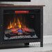 """ClassicFlame Grainger TV Stand for TVs up to 60"""" with Electric Fireplace"""