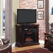 """ClassicFlame Oakfield TV Cabinets for TVs up to 47"""" with Electric Fireplace"""