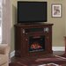 """ClassicFlame Windsor TV Cabinets for TVs up to 50"""" with Electric Fireplace"""